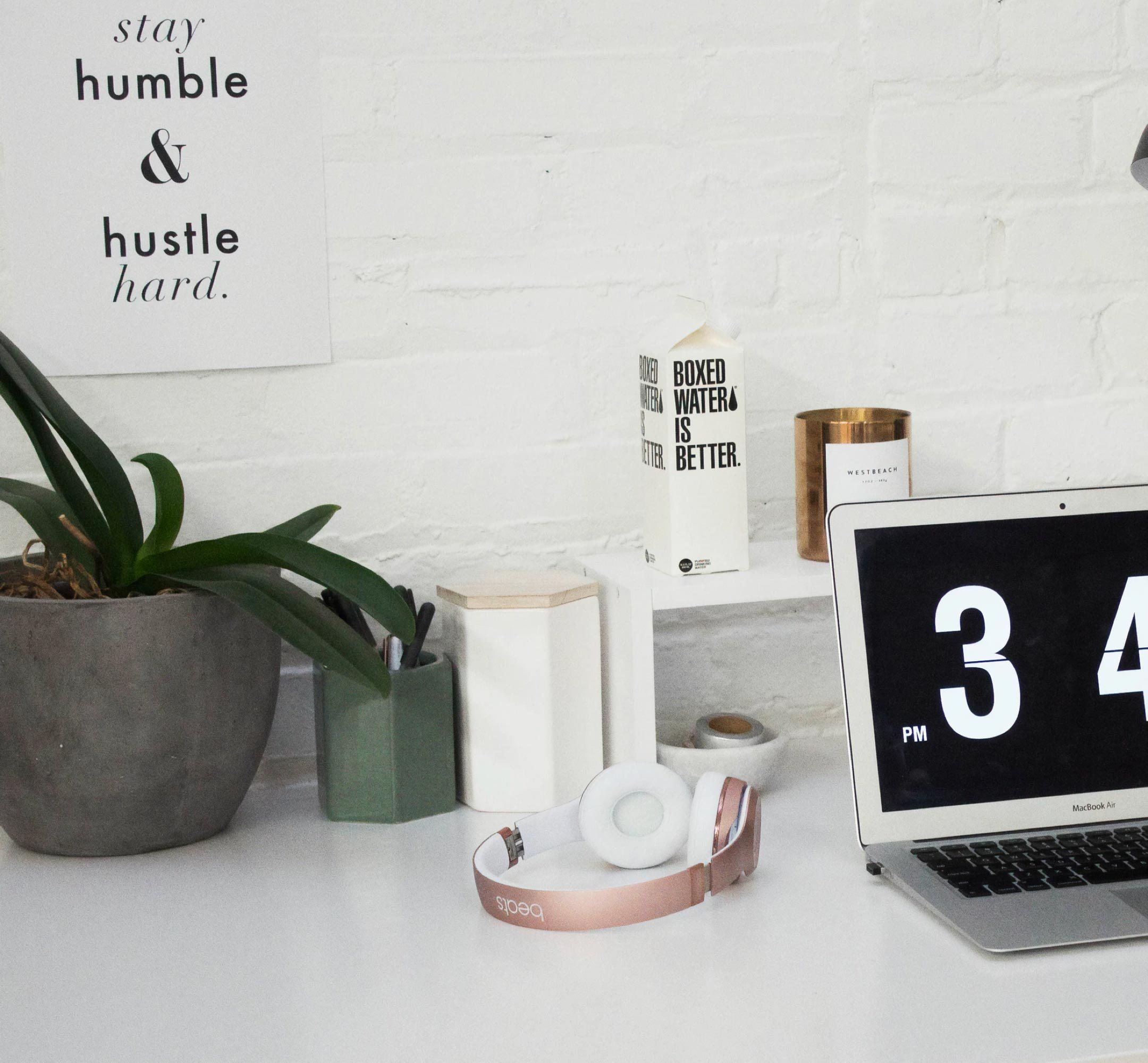 Beautiful Workspace for Designers